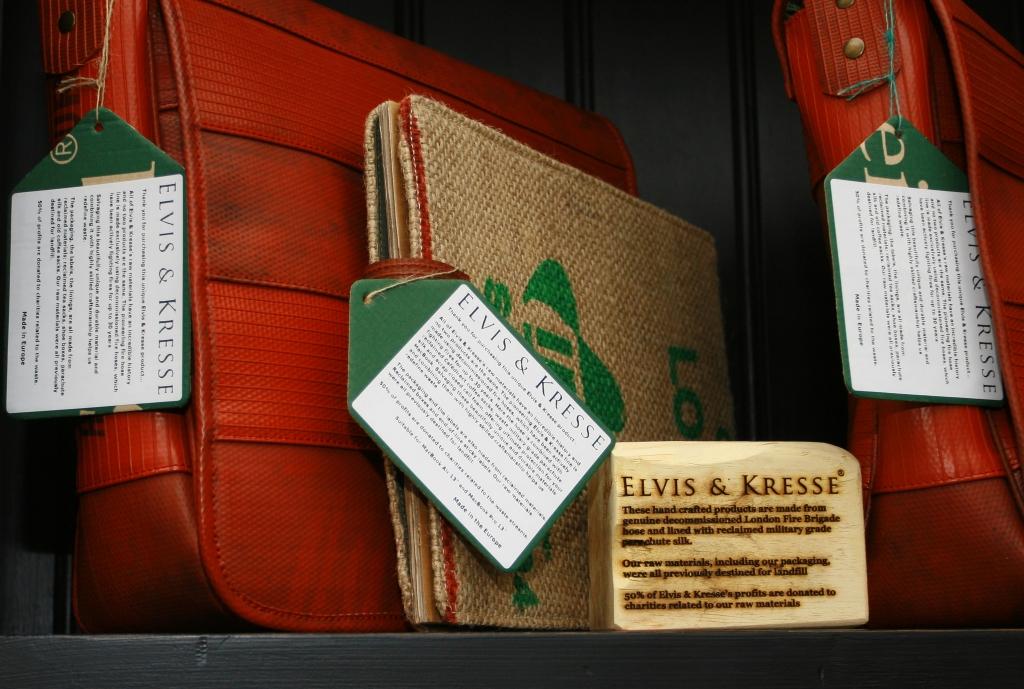 Elvis & Kresse Bags, ©Noodlefish, Flickr, July 5, 2012, CC BY 2.0