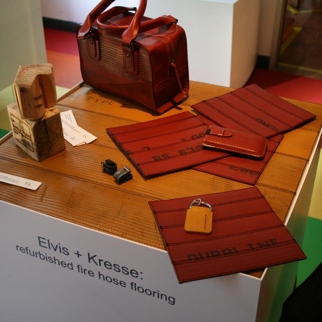 Elvis & Kresse Bags, © Redesigndesign Limited, Flickr, September 25, 2010, CC BY 2.0