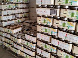 skladiště potravin