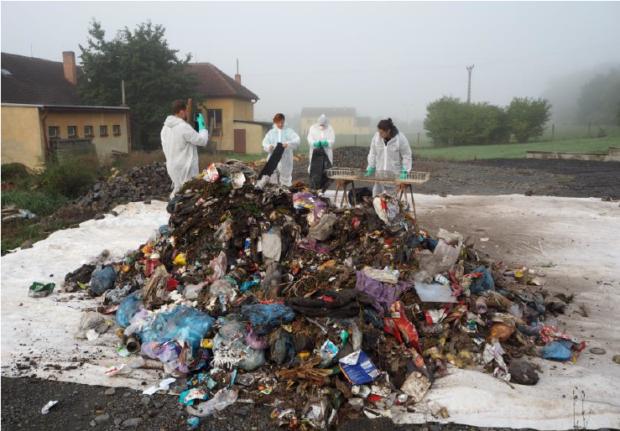 Odpady, skládky, komunální odpad