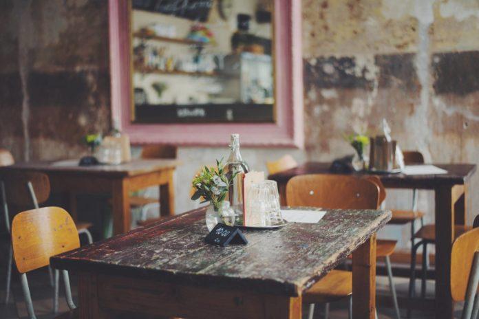 cirkulární kavárny, Letka