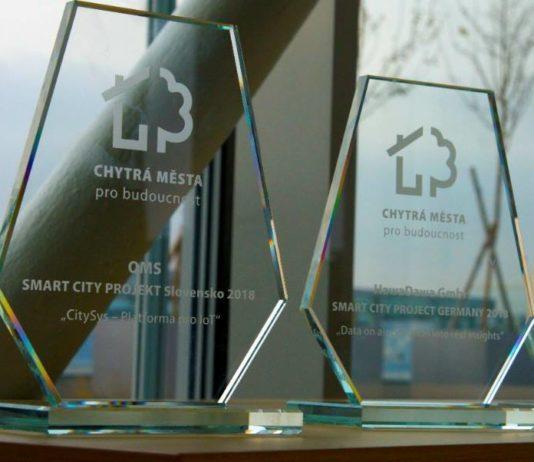 Soutěž Chytrá města pro budoucnost