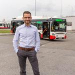 Petr Novotný, BioCNG autobus