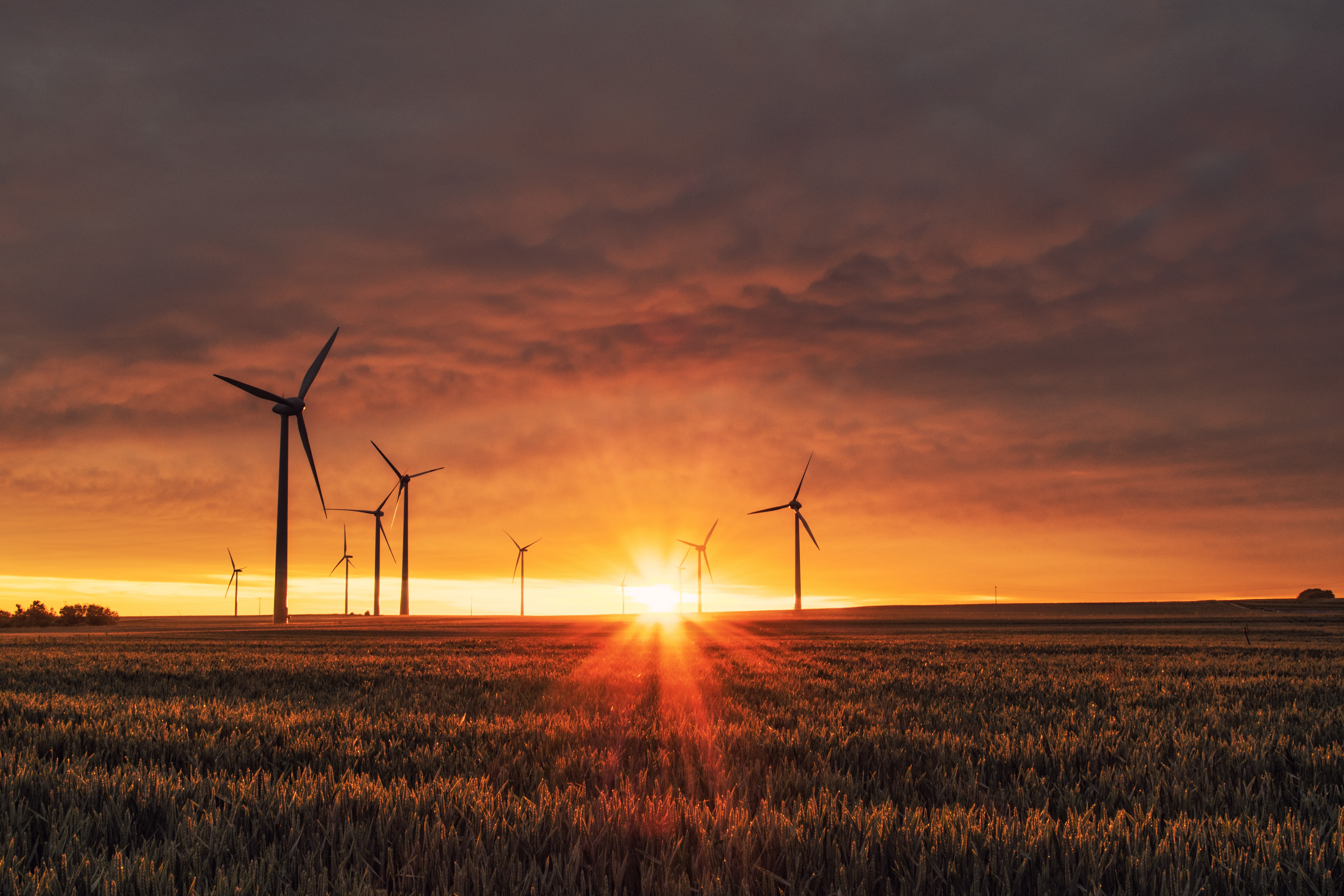 Sustainable energy from windmills