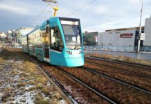 Zelená trať v Košicích