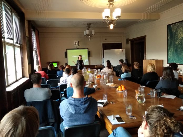 Workshop na Praze 7
