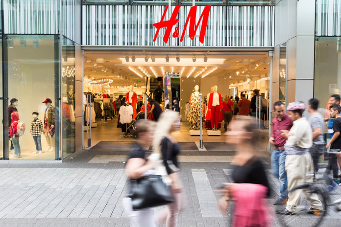 H&M, ilustrační foto