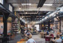 Kavárna Vnitroblock