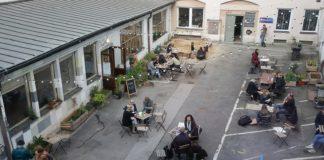 Kavárna Hlína