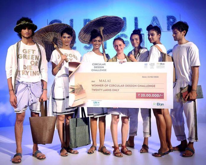 Lakmé Fashion Week - Malai