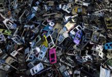 Elektronický odpad, ilustrační foto