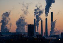 Znečištění ovzduší, ilustrační foto