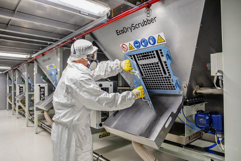 Nejmodernější výrobní technologie umožňují efektivní a zdroje šetřící výrobu. Zdroj: ŠKODA AUTO